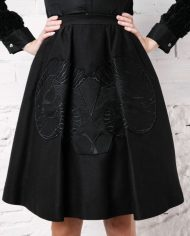 ms-lookbook-black-glam-ram-skirt-detail-front